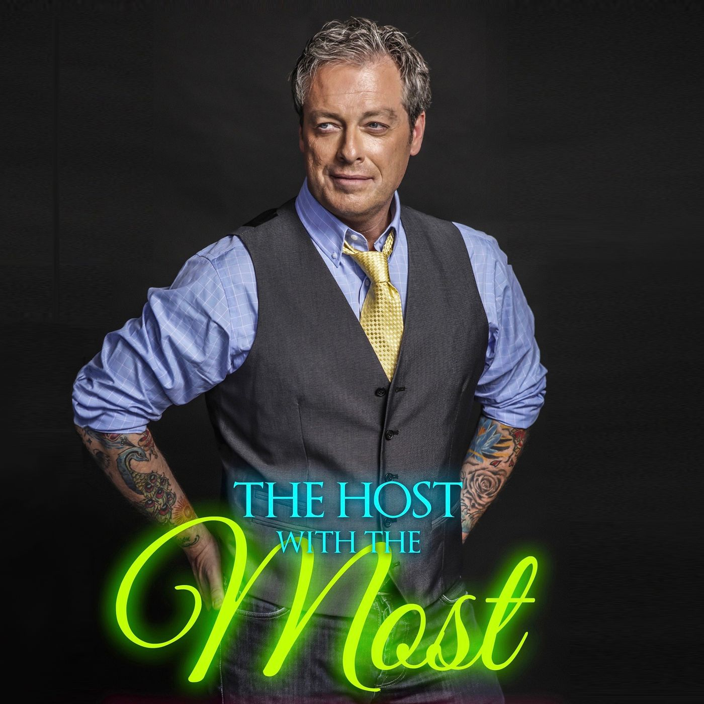 The Host With The Most podcast w/ Todd Newton