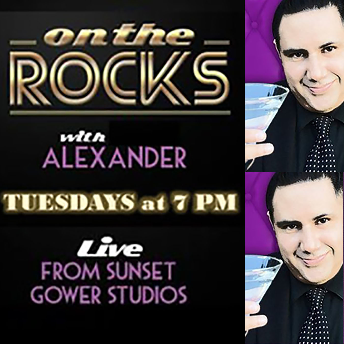 On The Rocks with Alexander