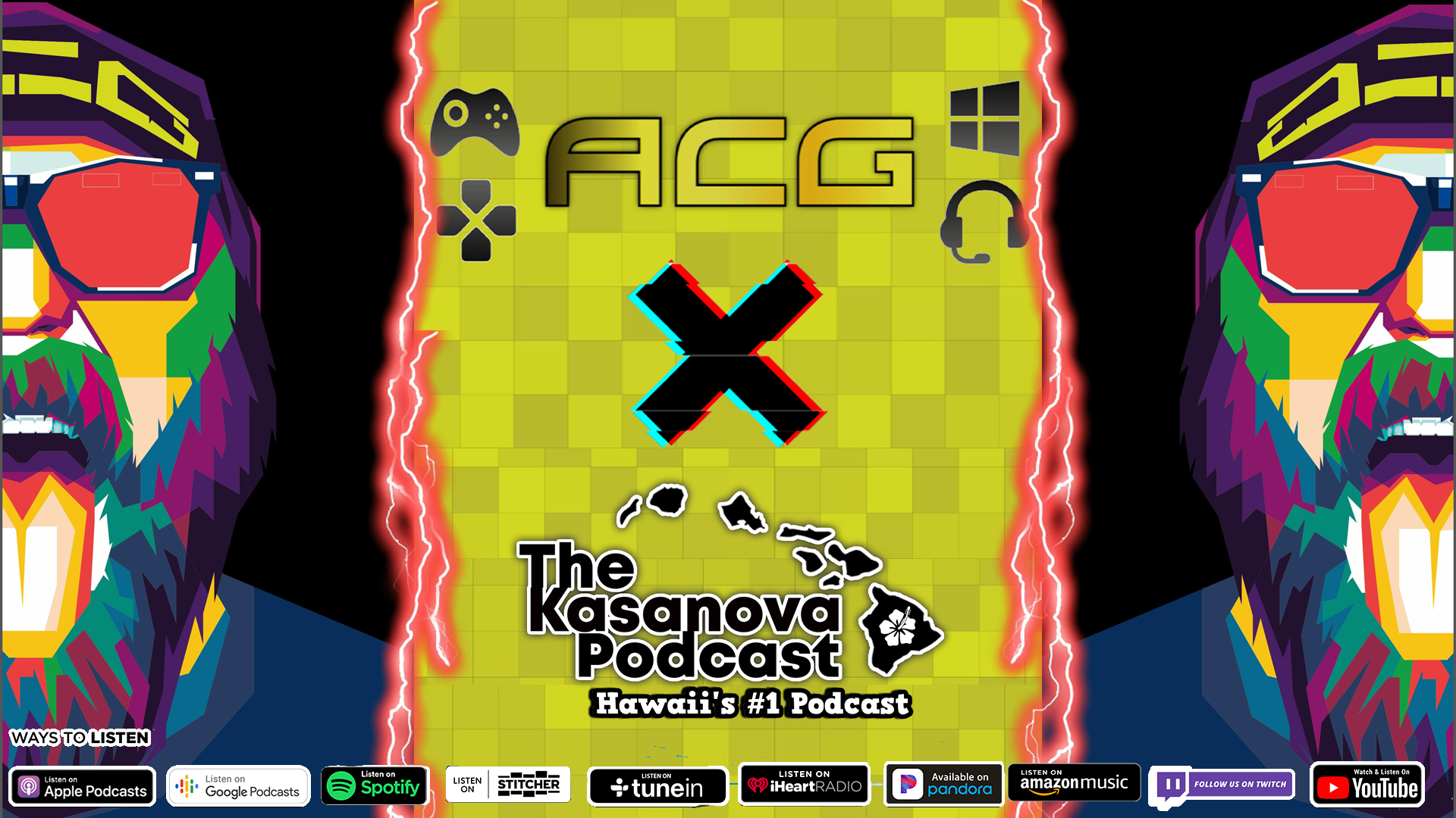 The Kasanova Podcast