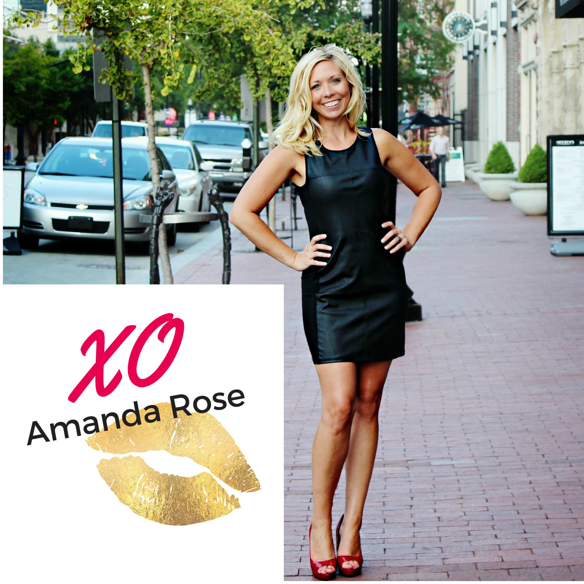XO Amanda Rose