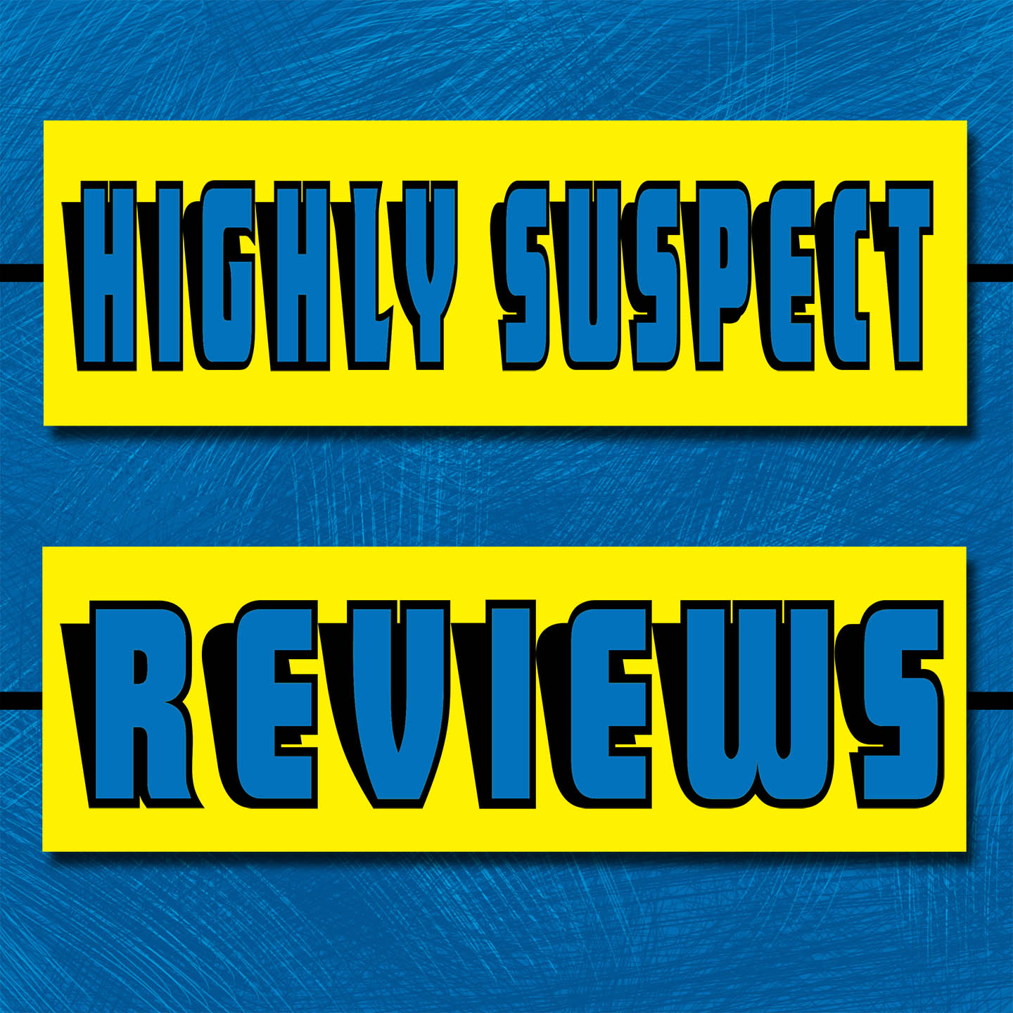 Highly Suspect Reviews