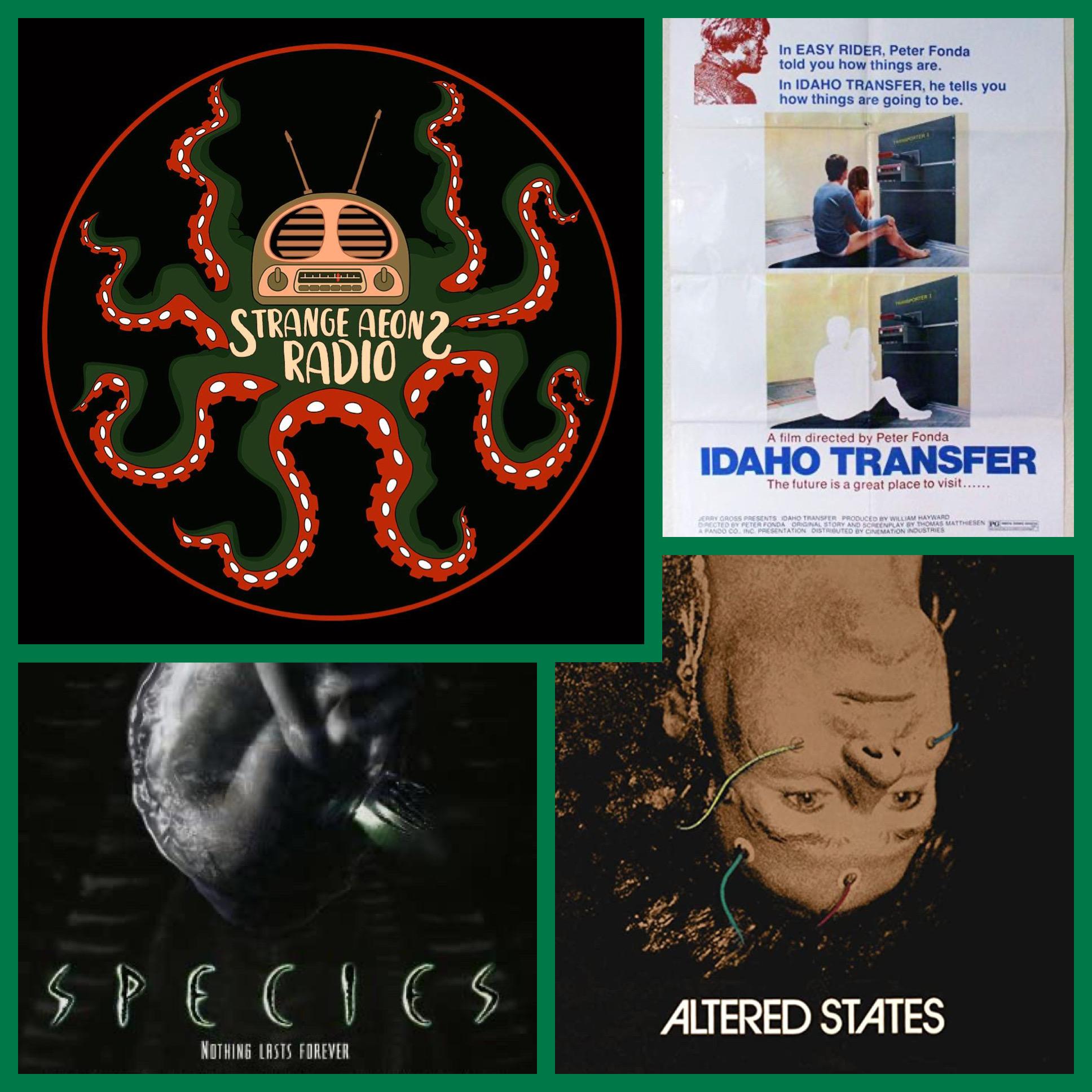 Strange Aeons Radio