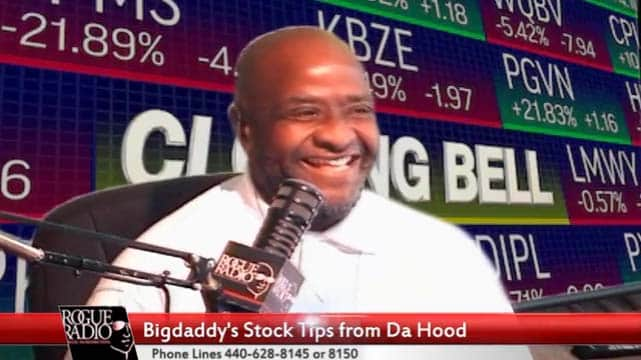 Bigdaddy's Stock Tips from Da Hood!