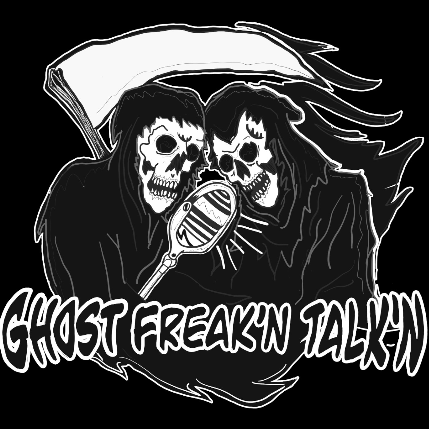 Ghost Freak'n Talk'n Podcast