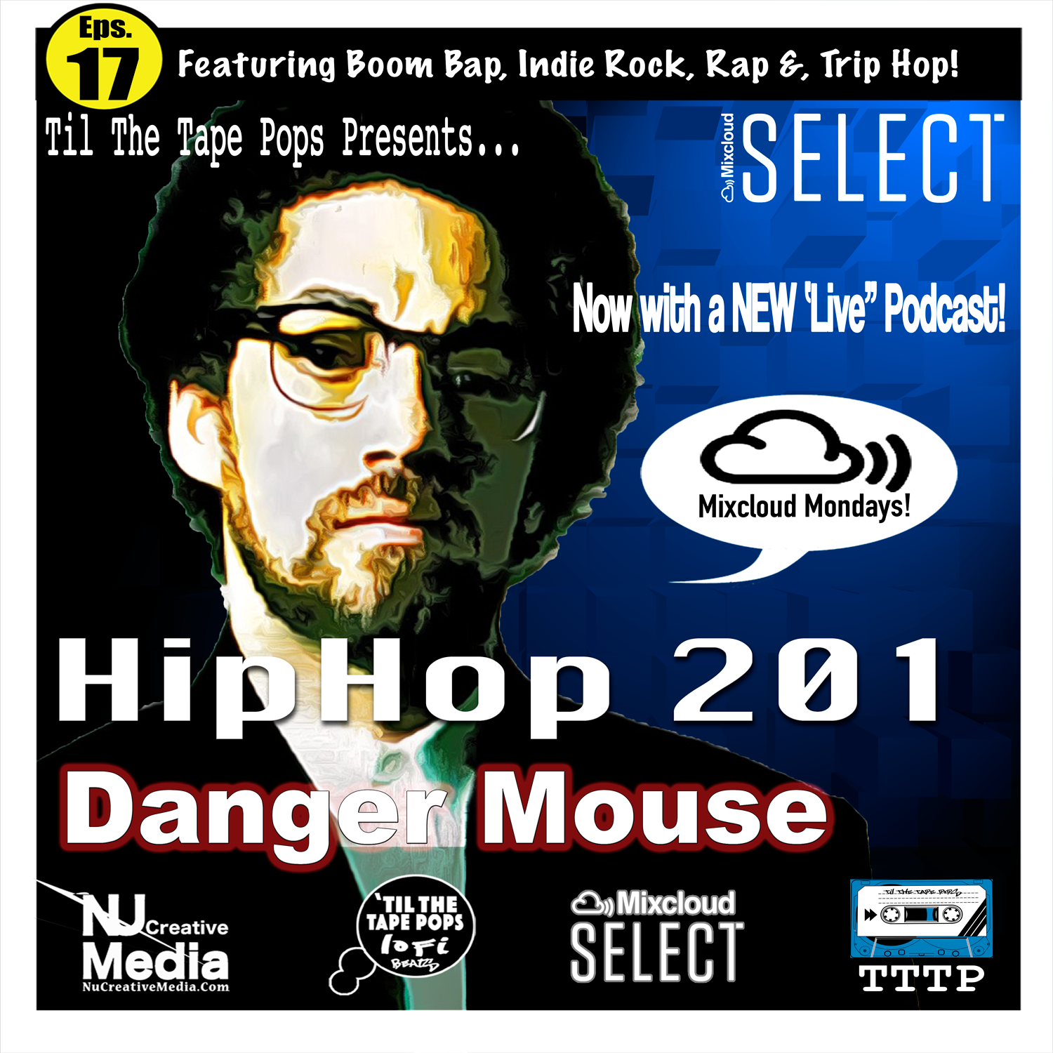 'Til The Tape Pops Presents.. Hip Hop 201
