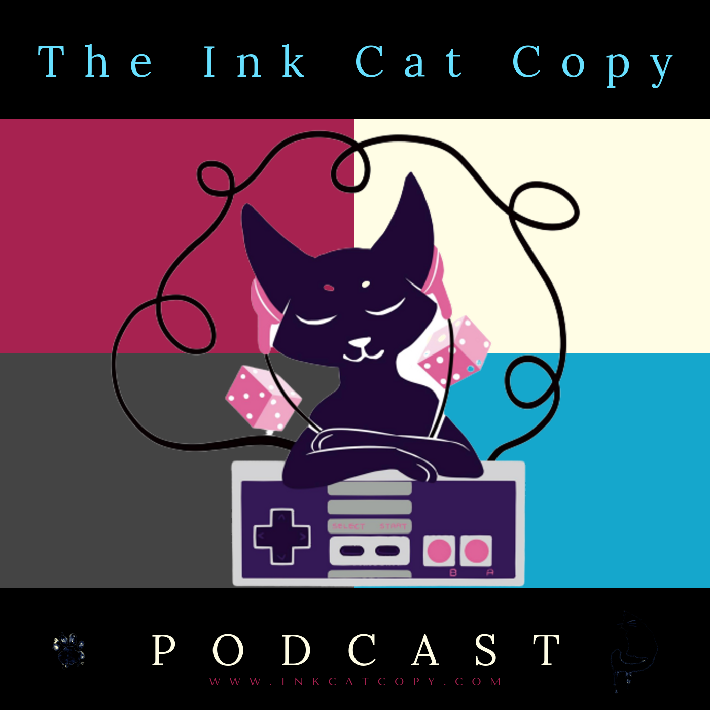 Ink Cat Copy