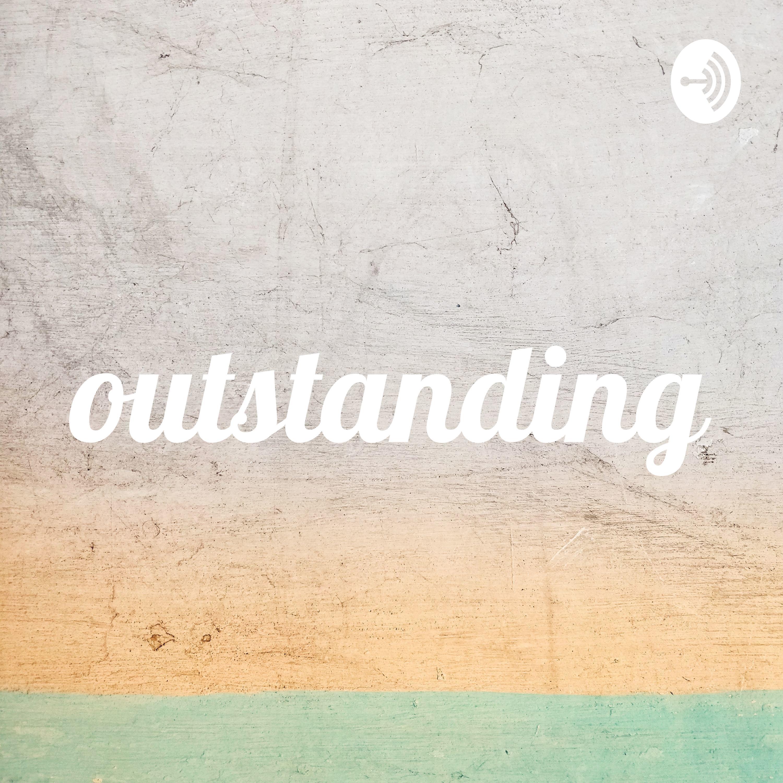 outstanding