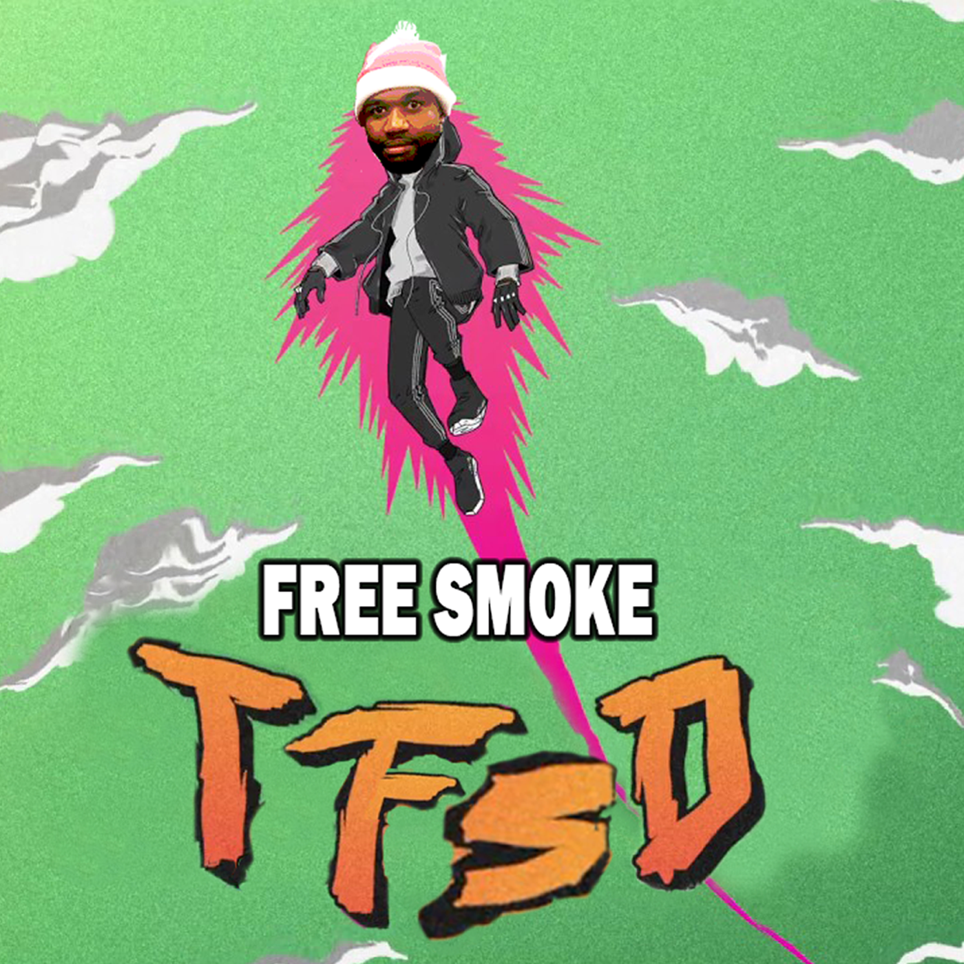 The Free Smoke Dixon PodCast