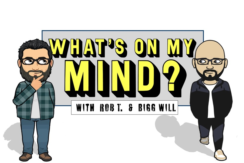 The What's on my Mind! Podcast