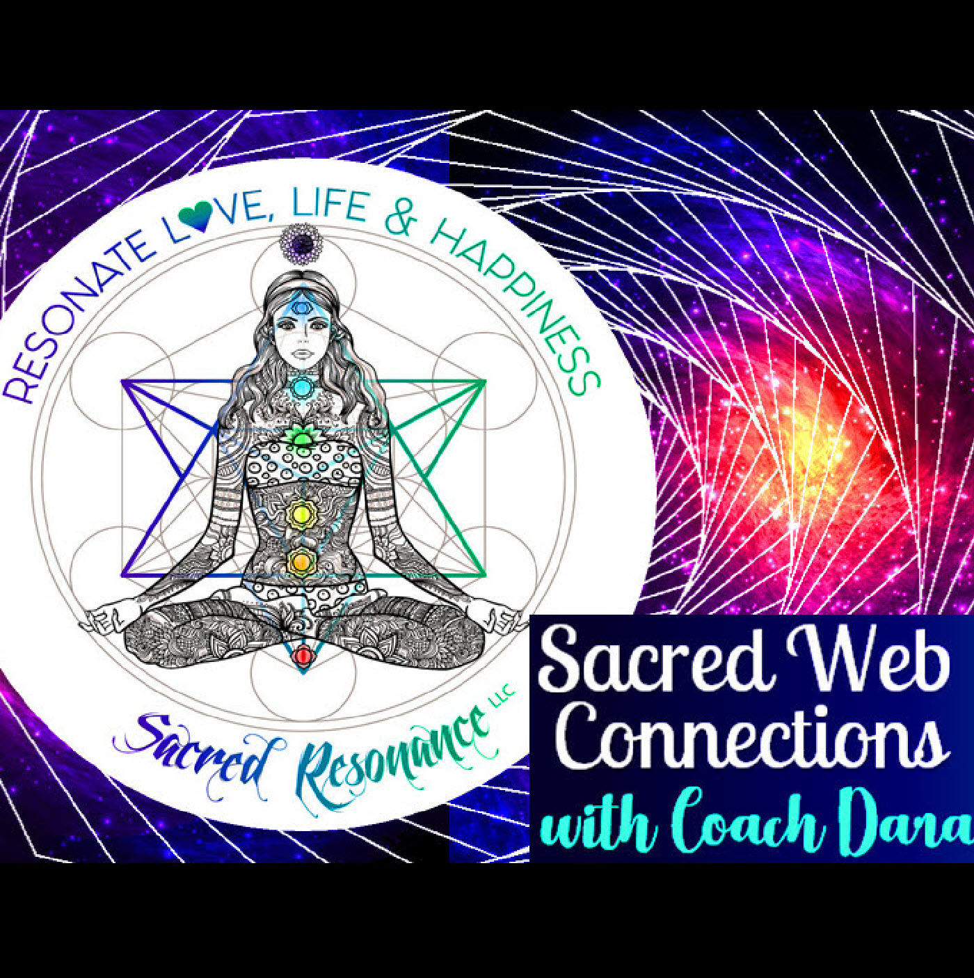 Sacred Web Connections with Coach Dara