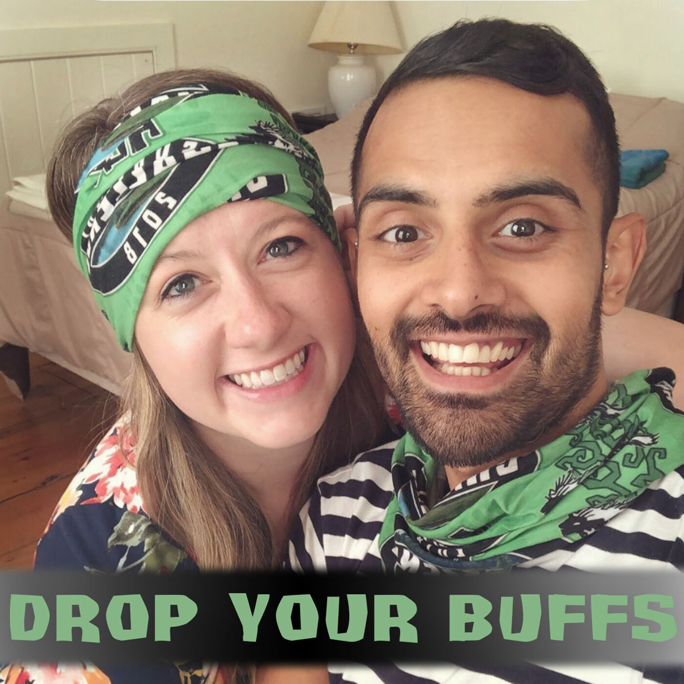 Drop your Buffs / Survivor Chat with Djon & Hannah