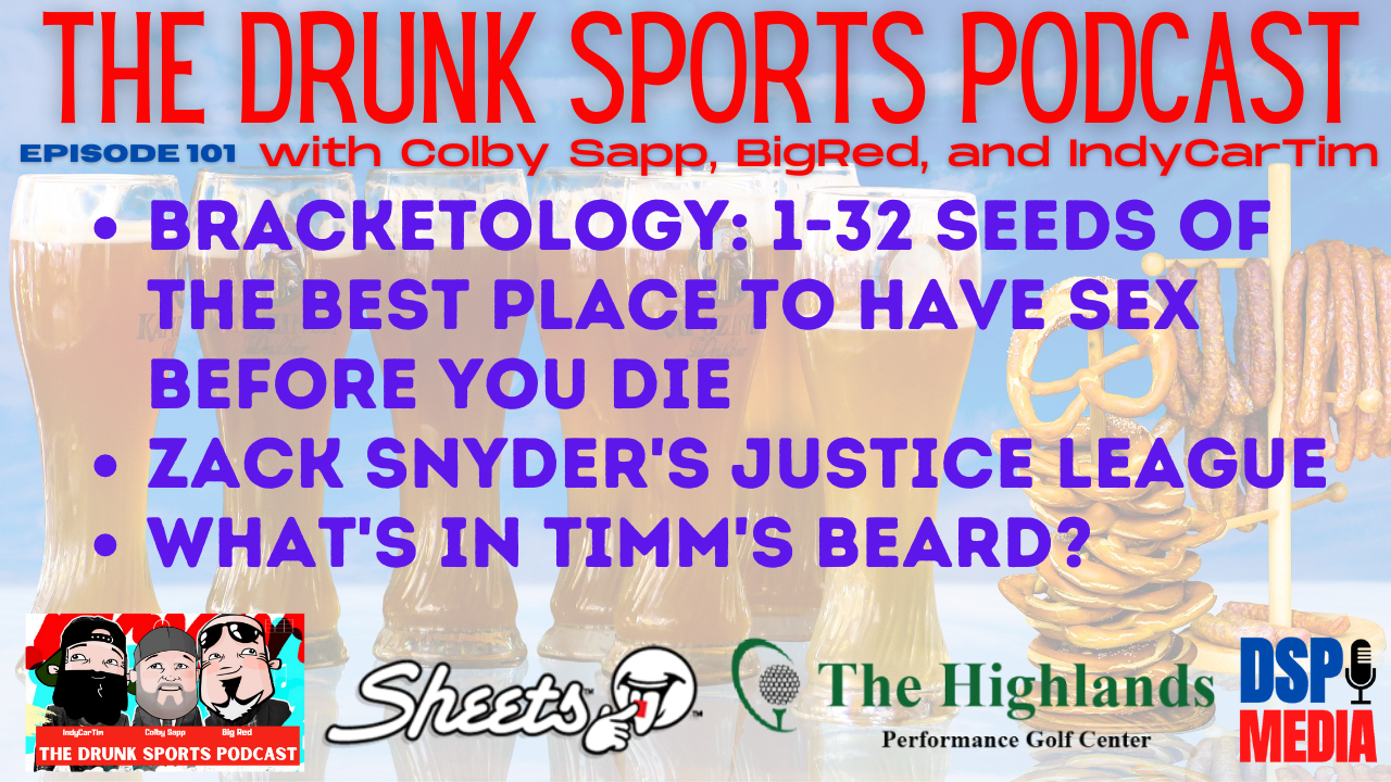 The Drunk Sports Podcast