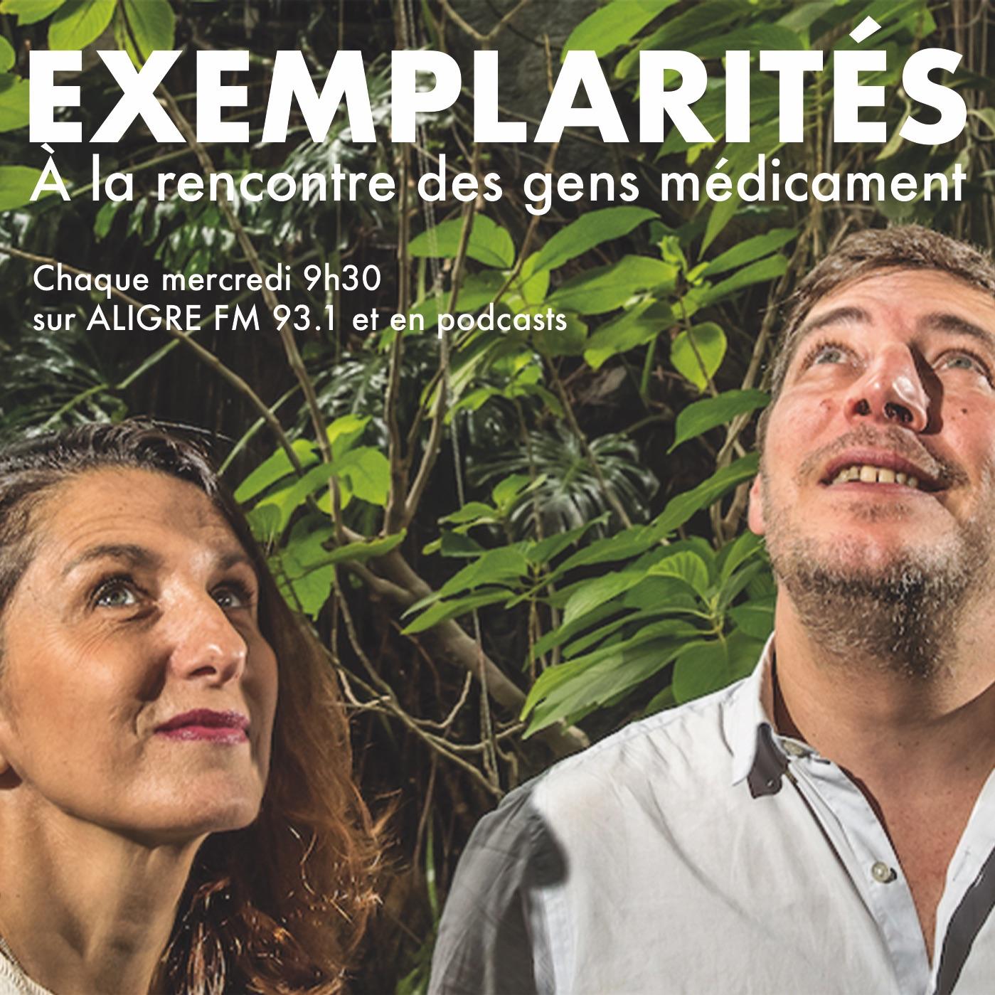 Exemplarités - A la rencontre des gens médicament
