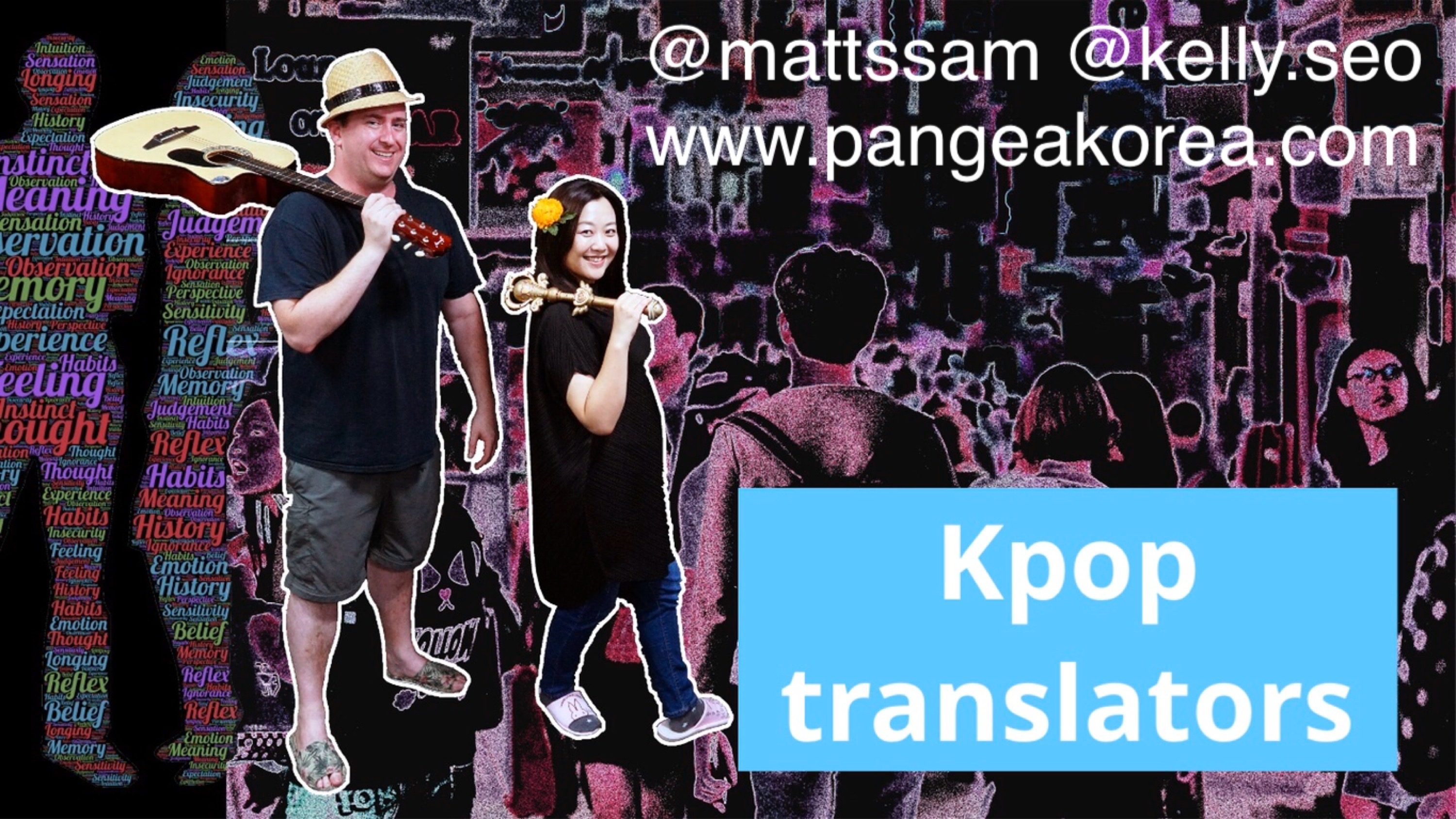 Kpop translated / K? ????