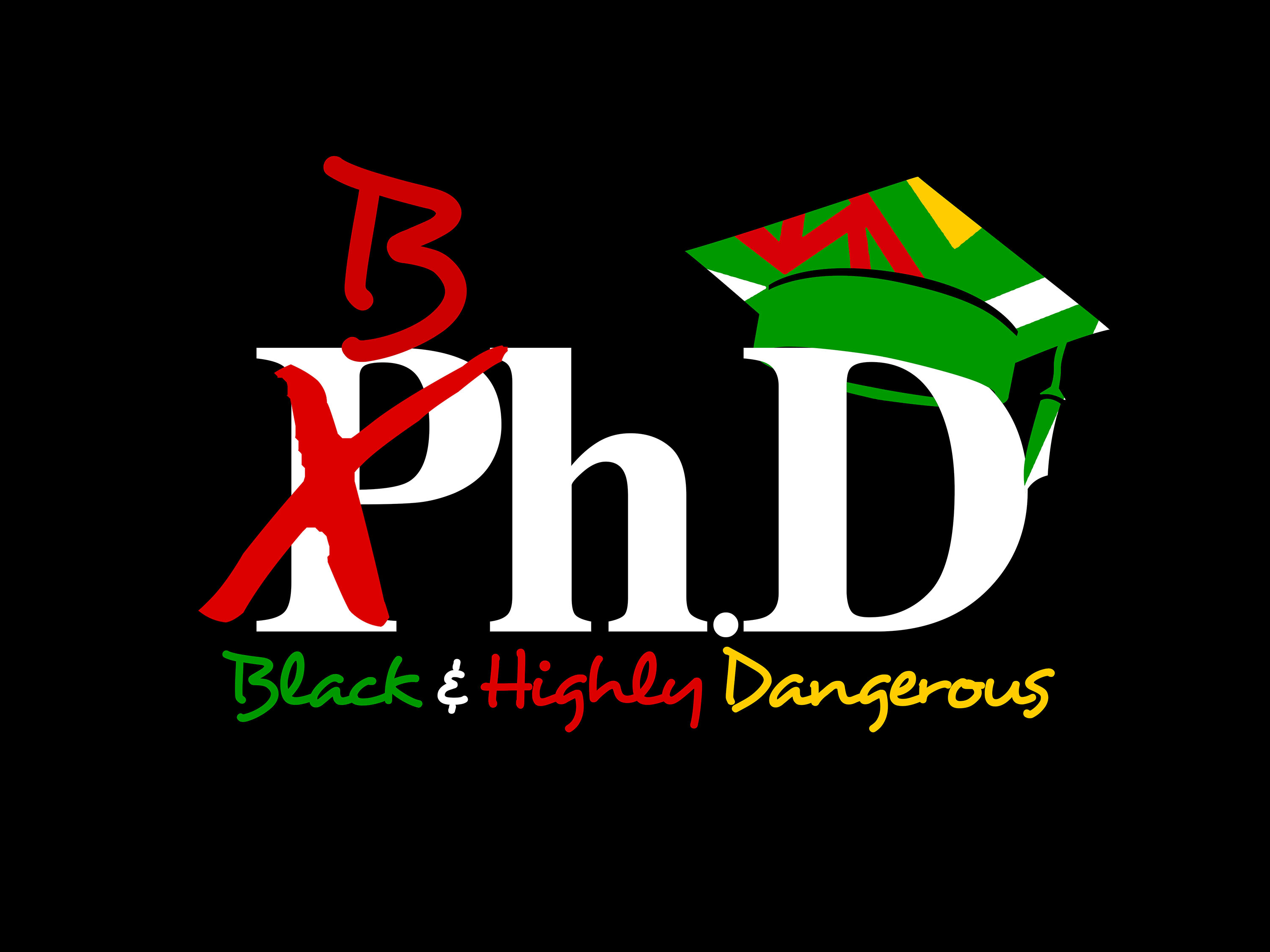 Black and Highly Dangerous