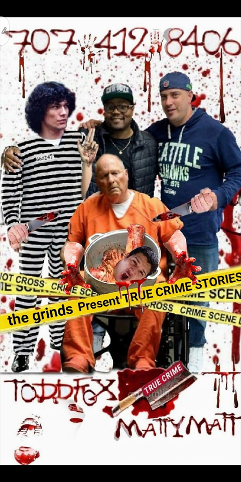 The grinding crime's Podcast