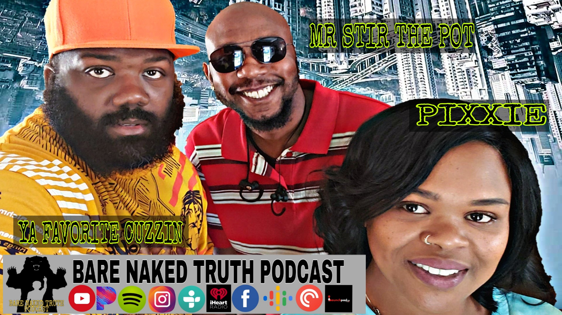 BARE NAKED TRUTH PODCAST