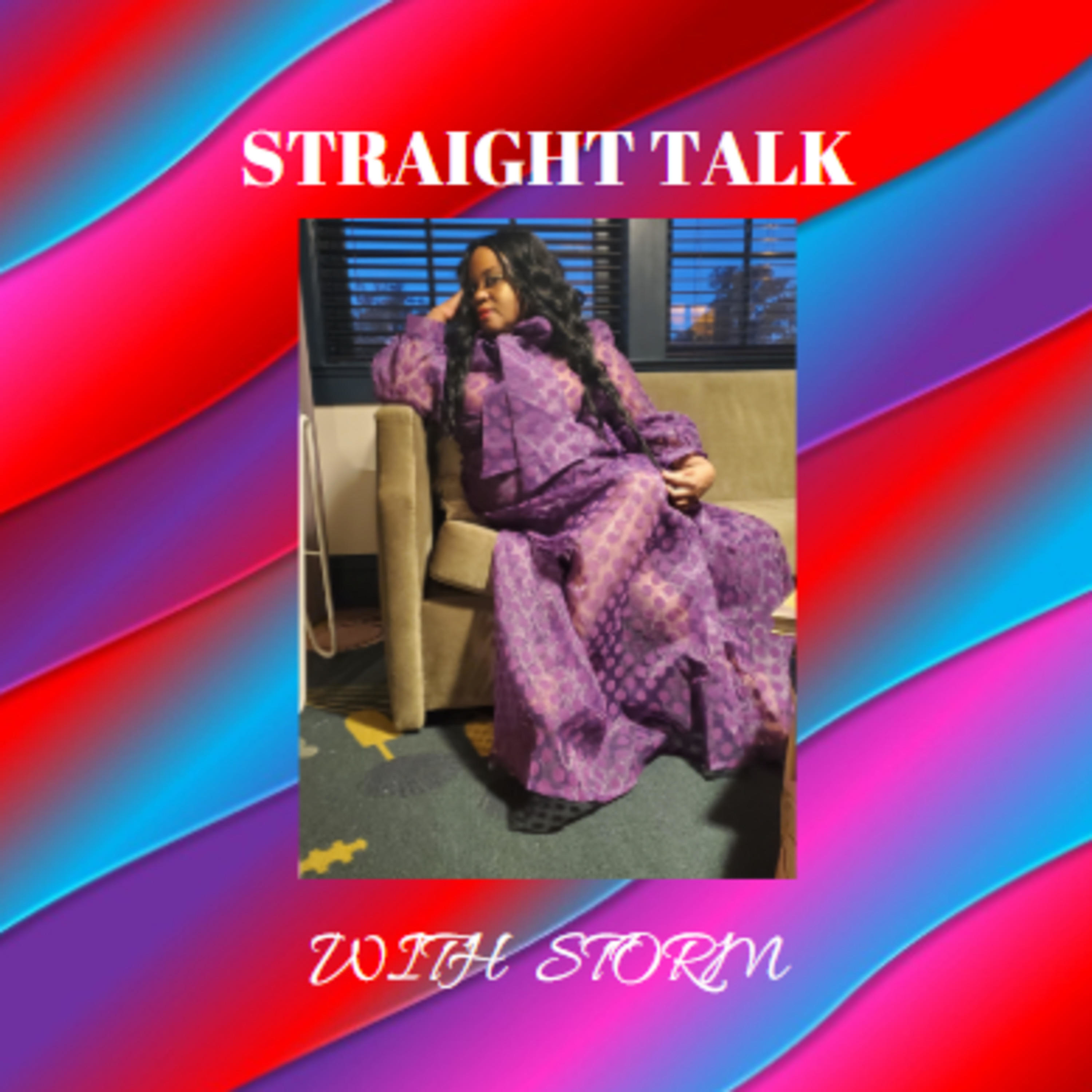 Straight Talk With Storm