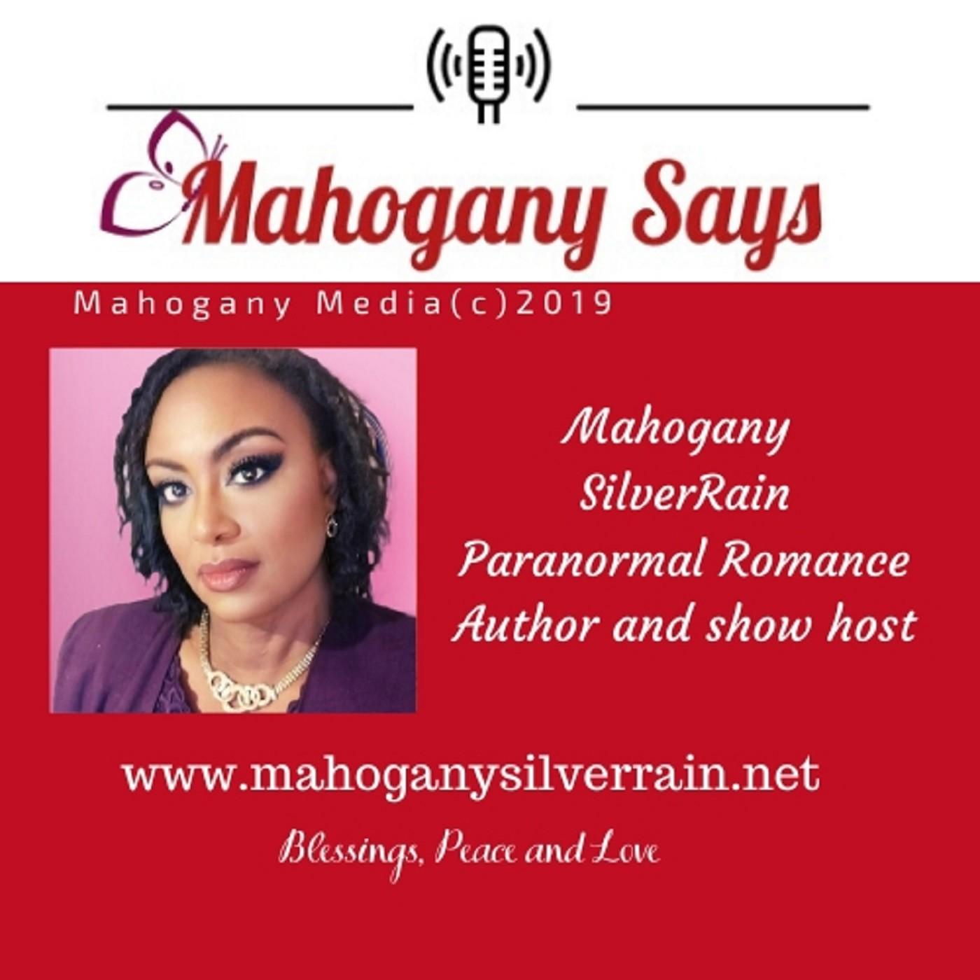 Mahogany Says
