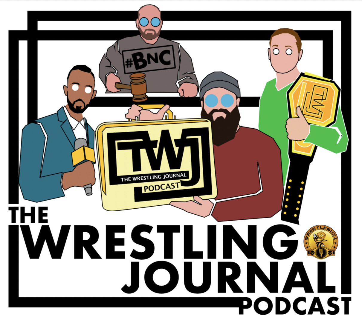 The Wrestling Journal Podcast