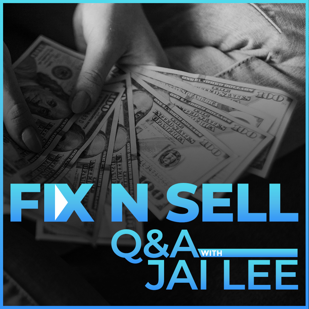 FIX N SELL - Q&A with Jai Lee