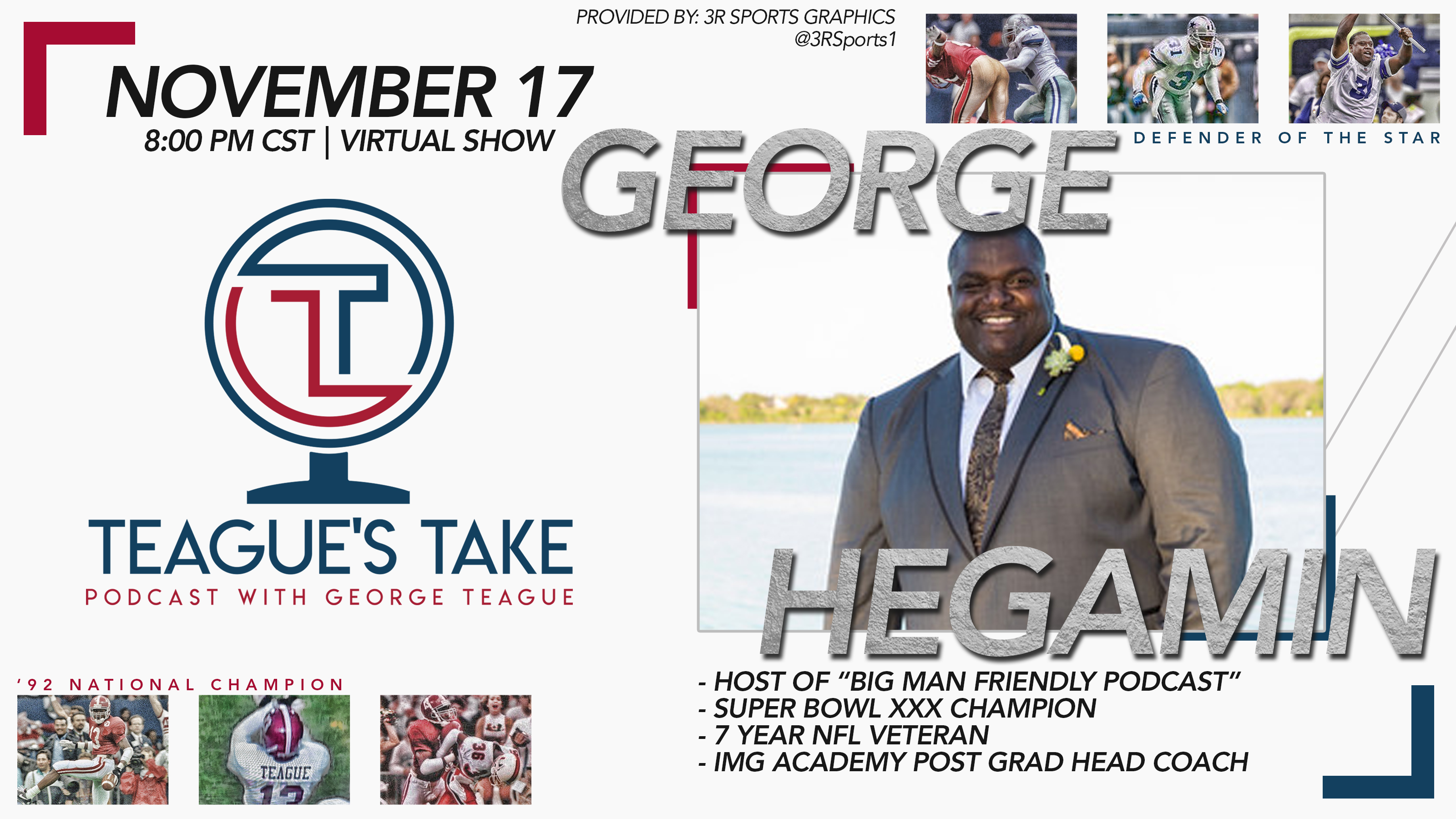 Teague's Take with George Teague