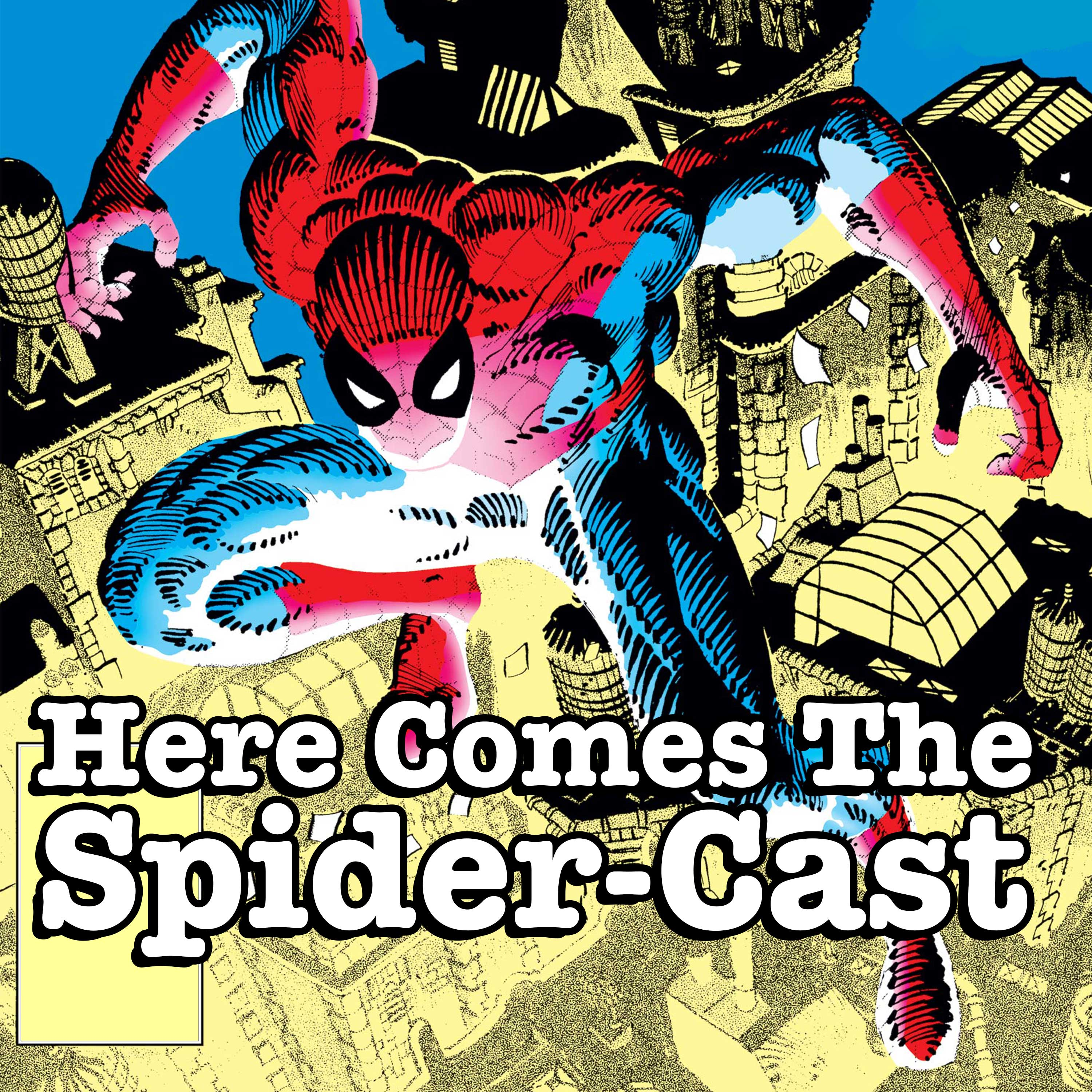 Here Comes The Spider-Cast