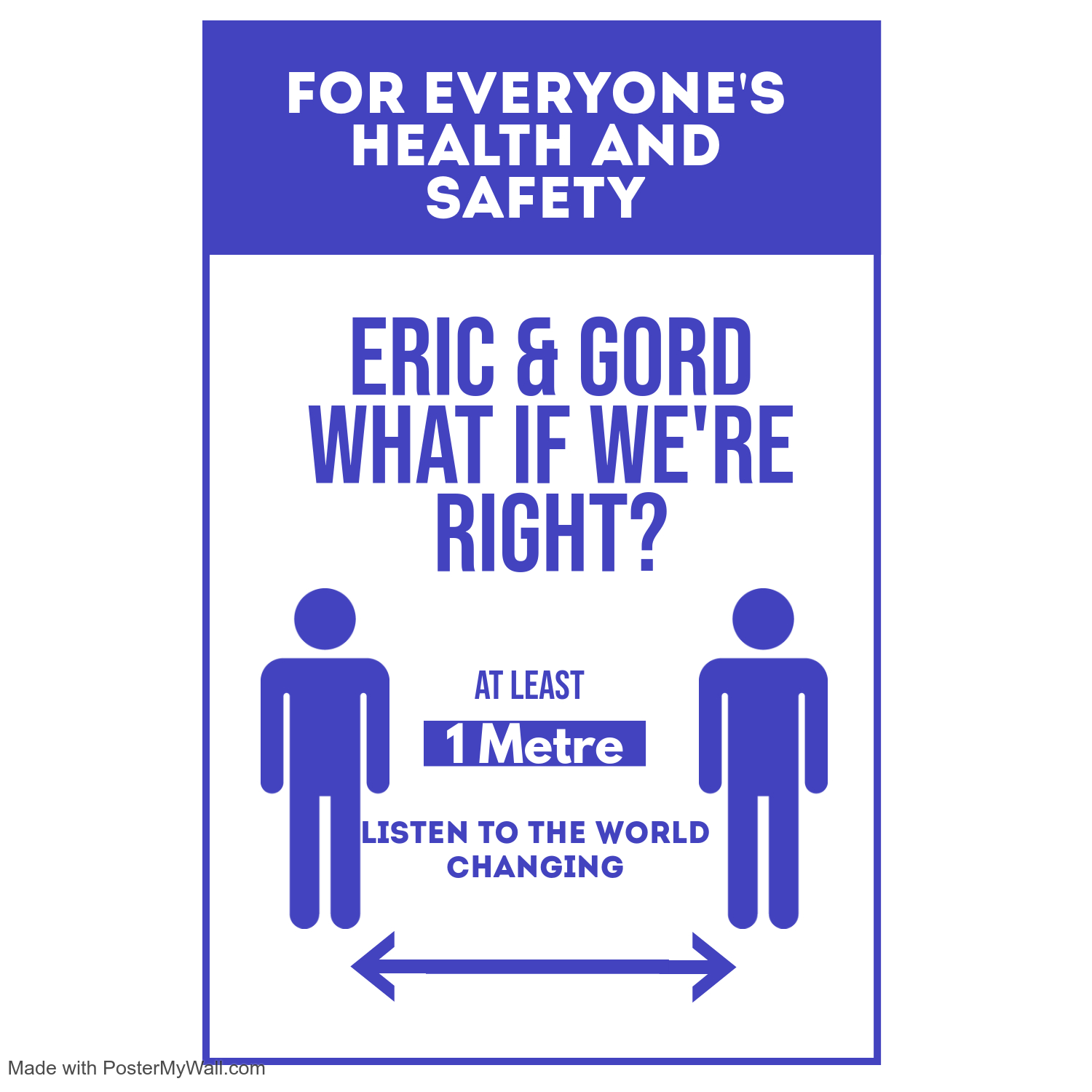 Eric & Gord: What If We're Right?