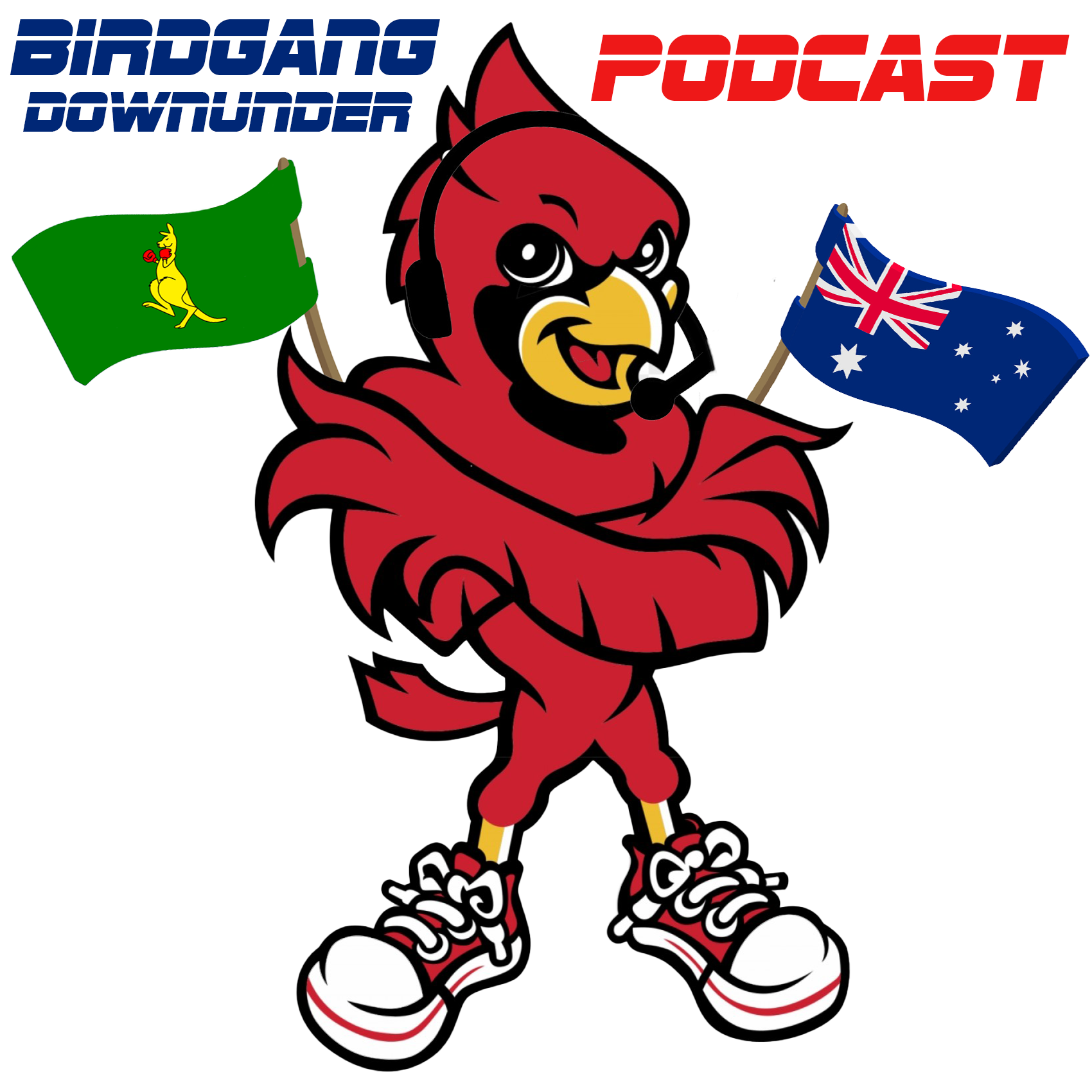 Birdgang Downunder Podcast