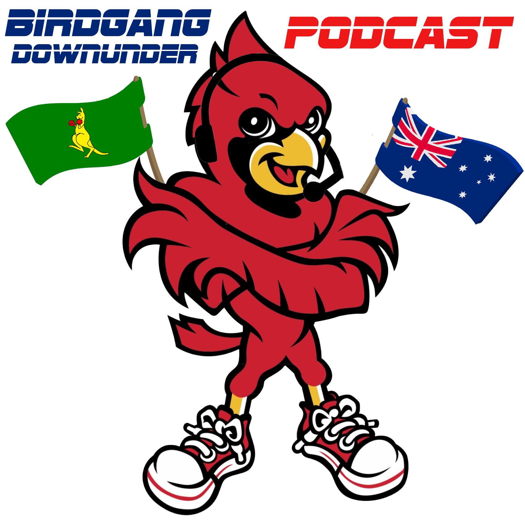 Birdgang Downunder Podcast