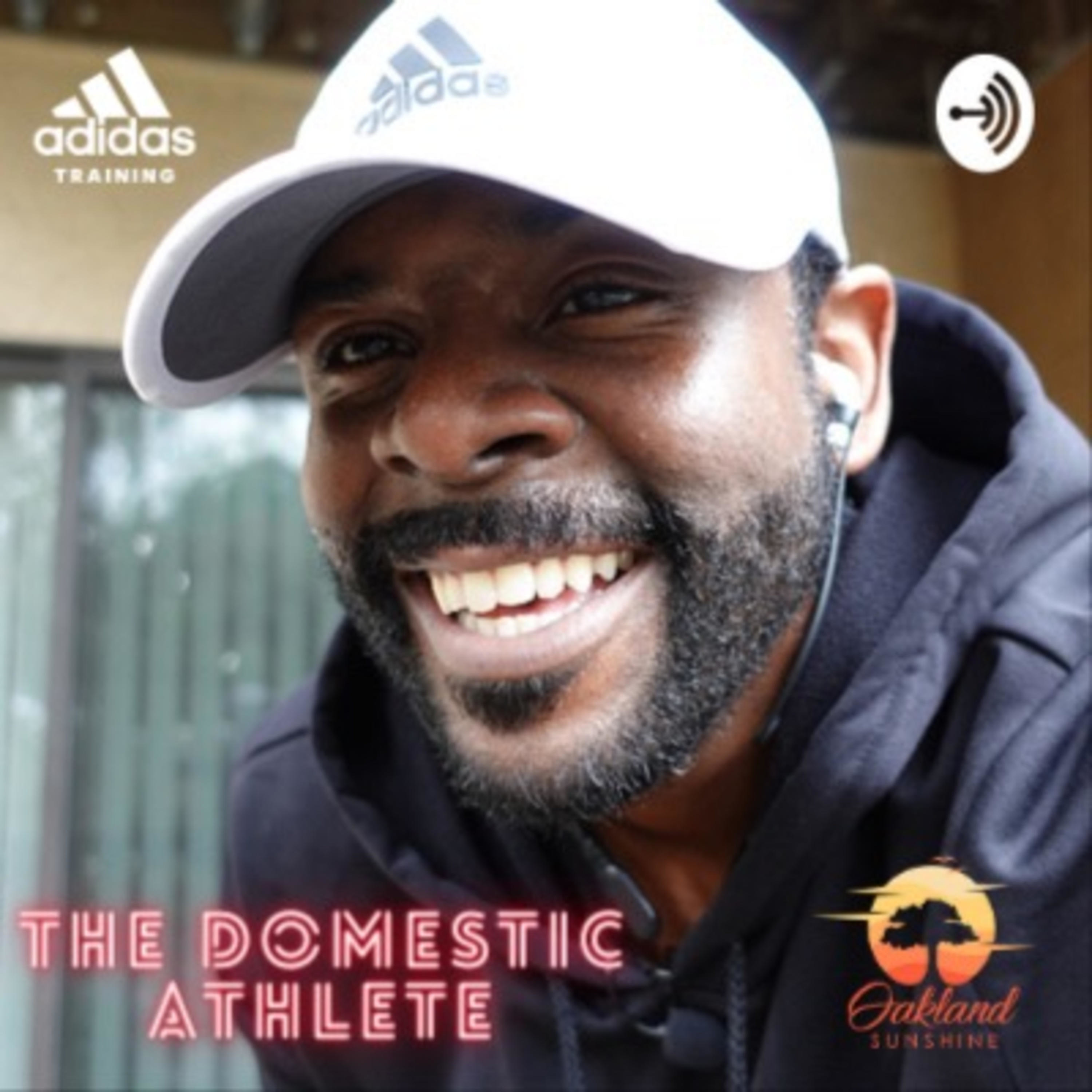 The Domestic Athlete Training Podcast