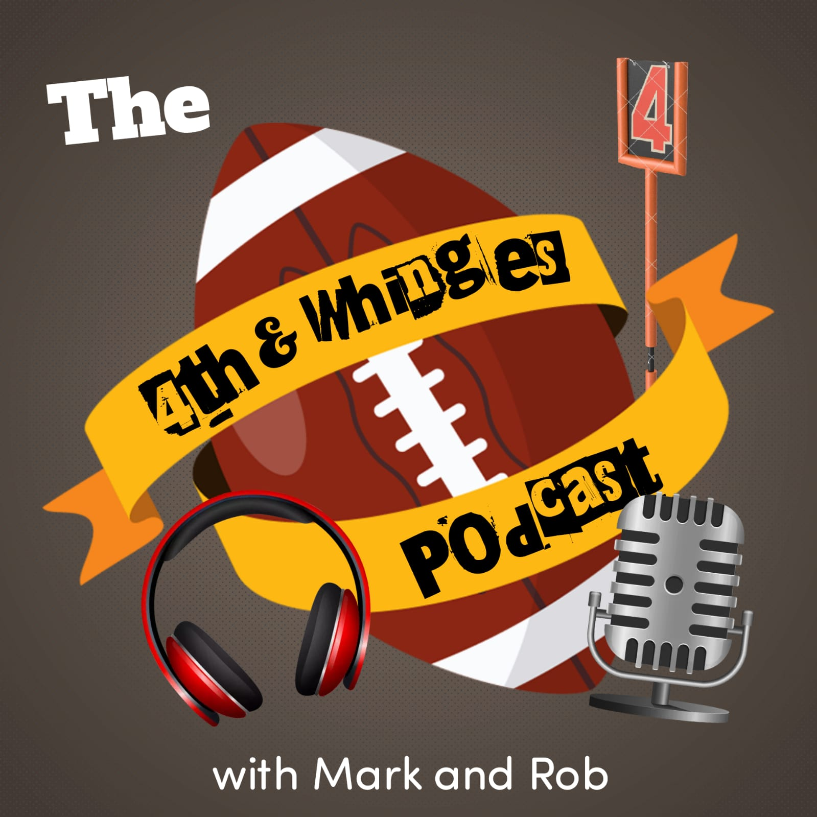 4th & whinges podcast