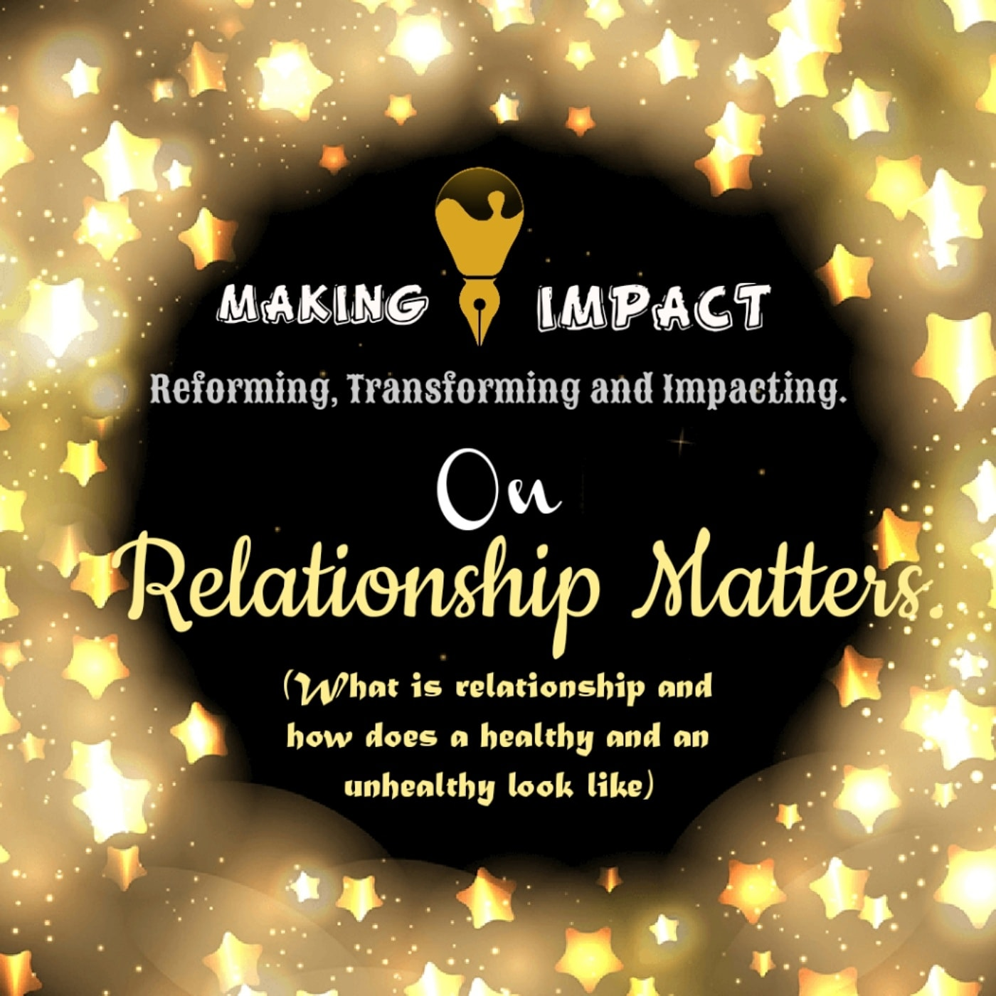 MAKING IMPACT: A Podcast from Daniel Patrick