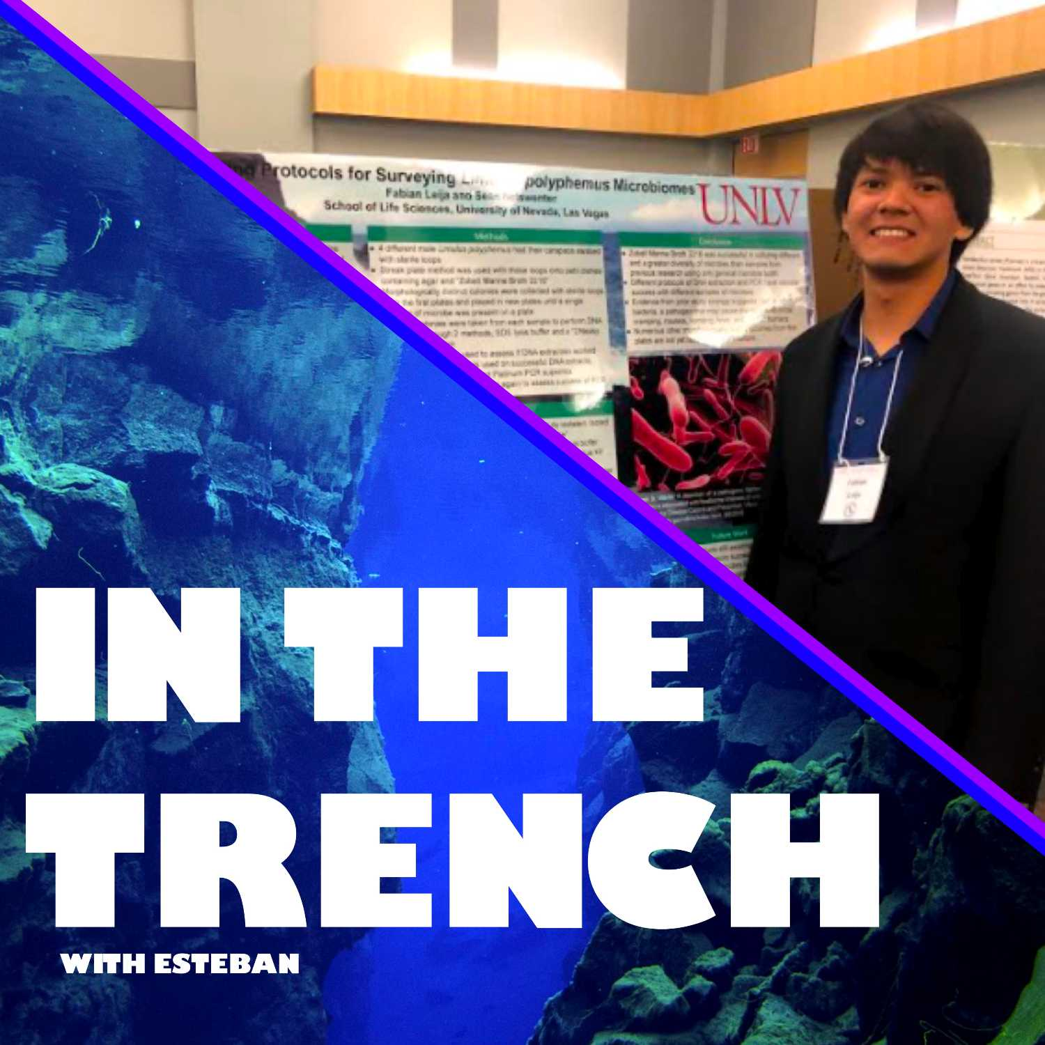 In The Trench With Esteban