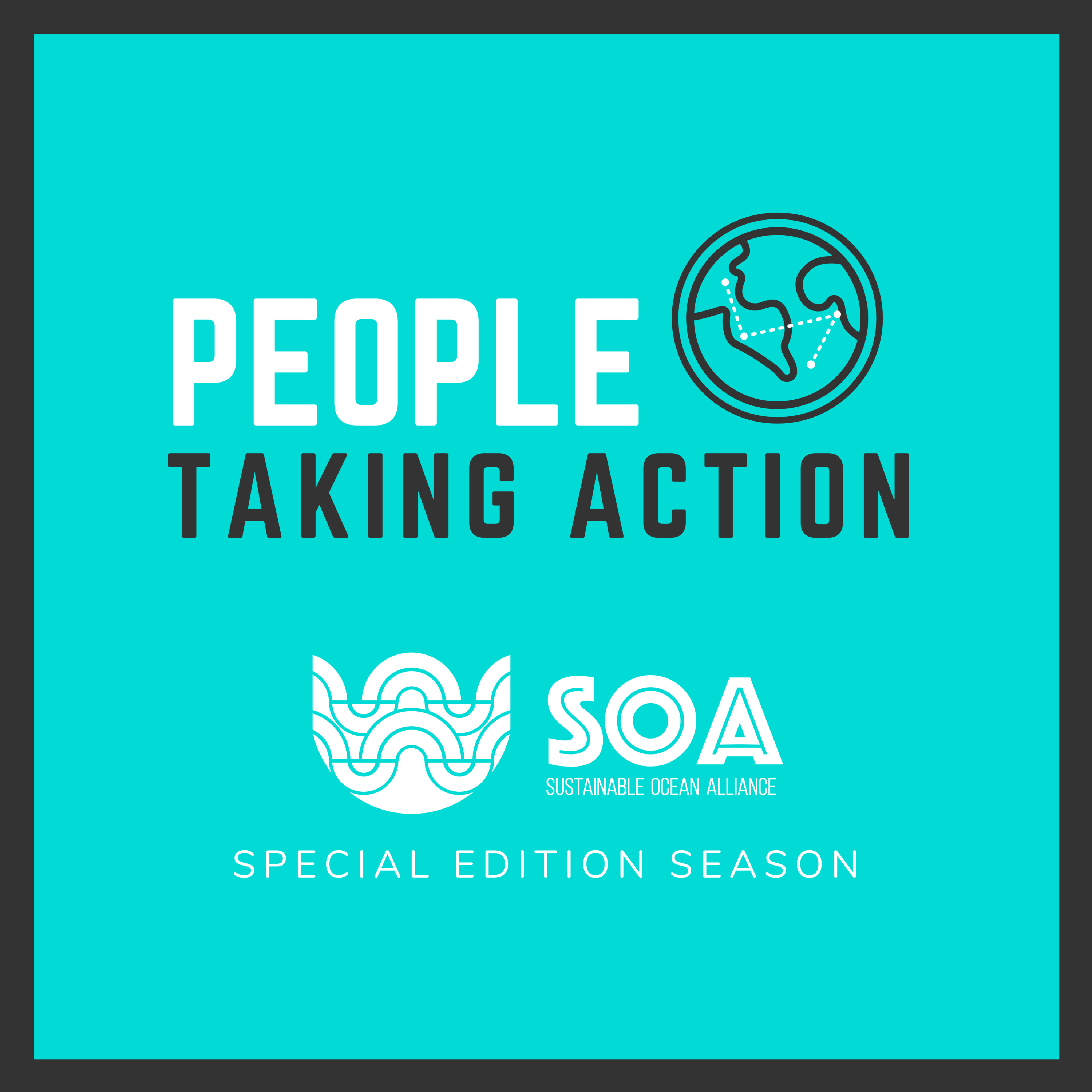 People Taking Action