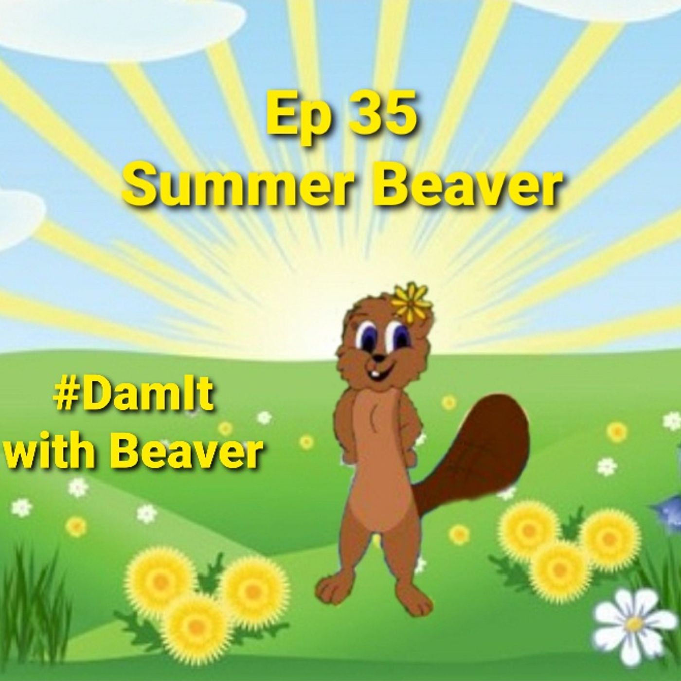 Damit With Beaver