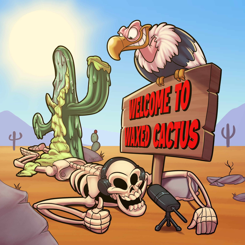 Waxed Cactus