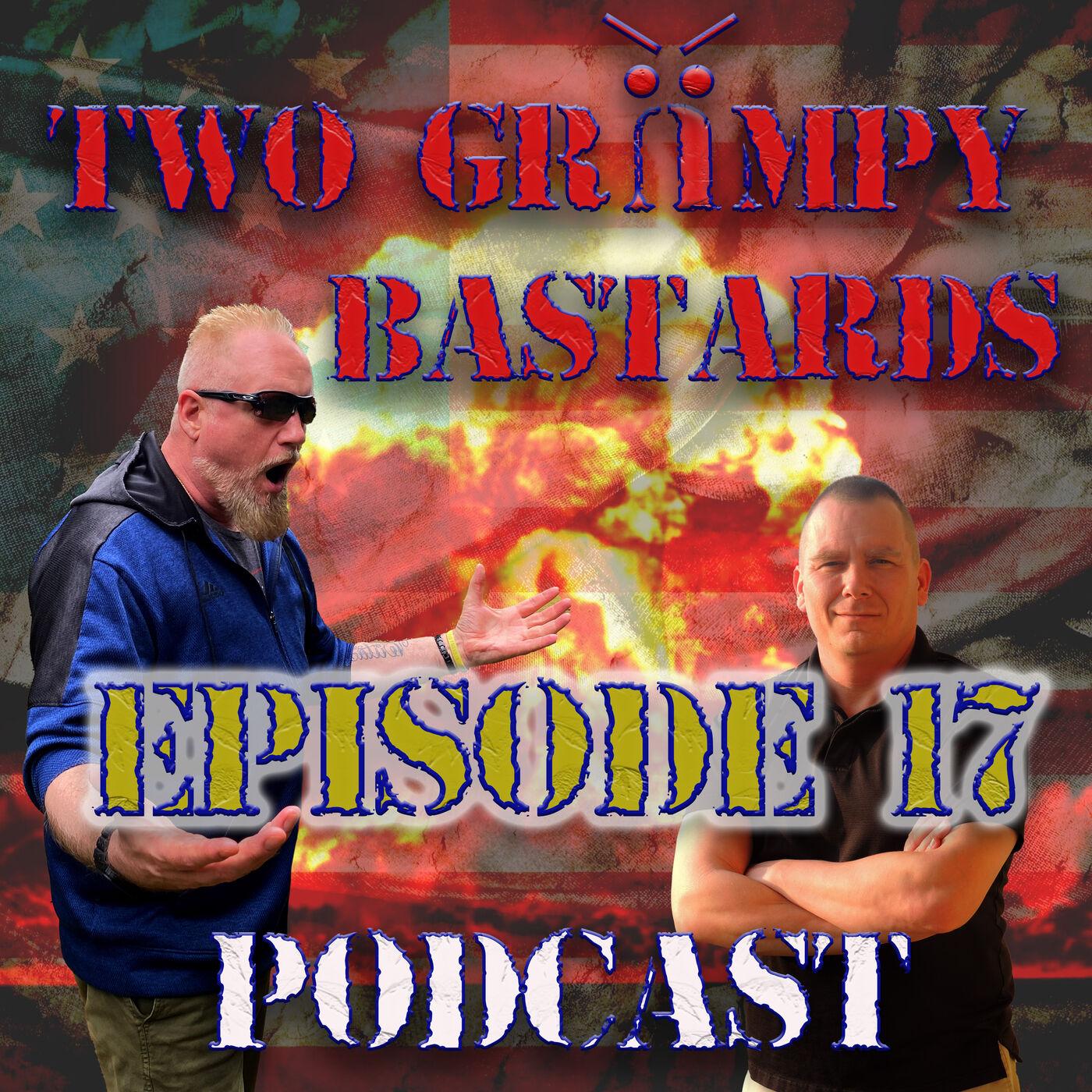Two Grumpy Bastards Podcast