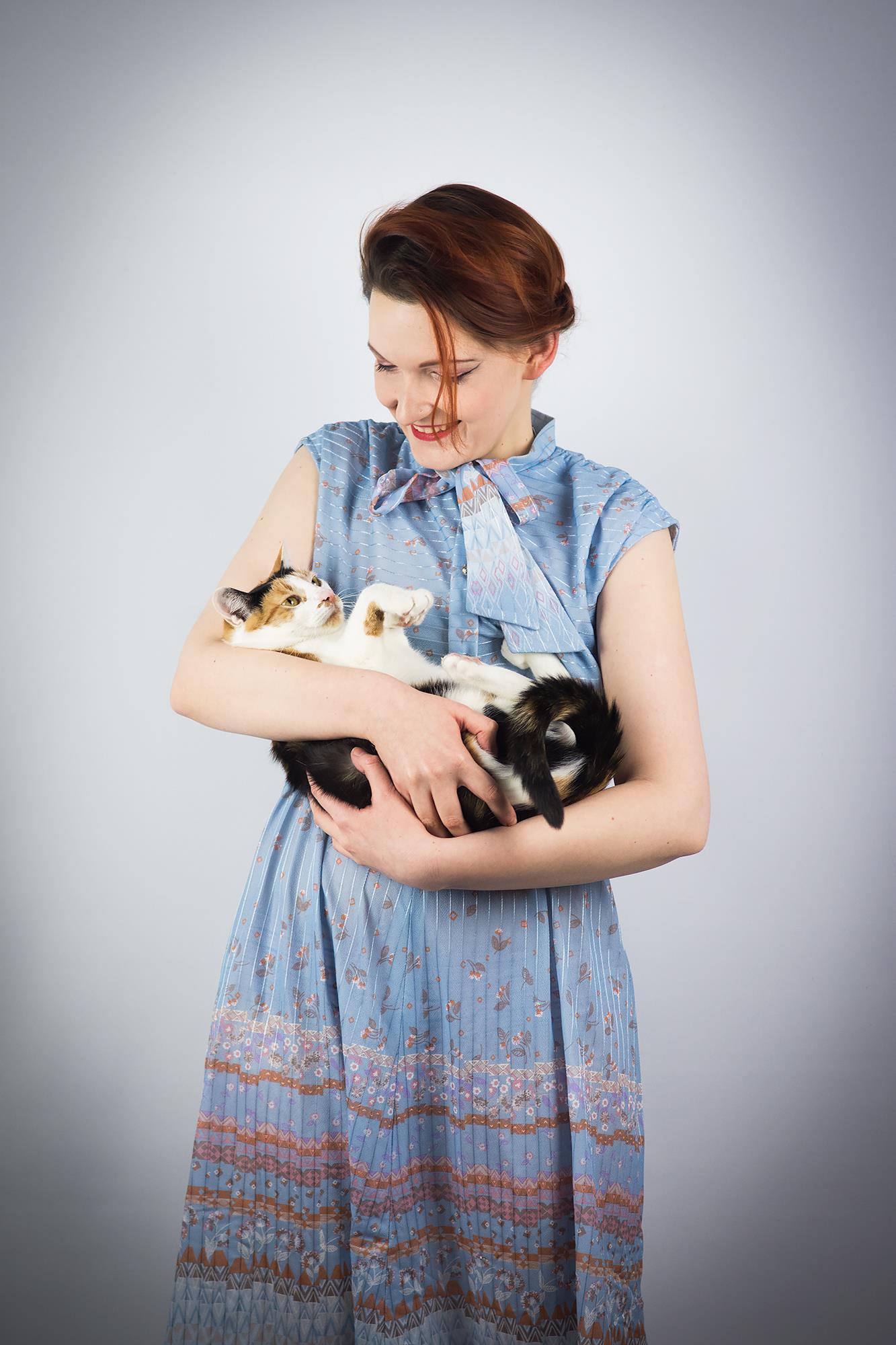 Kiki Le Purr - (01) - Pierwsze koty za p?oty