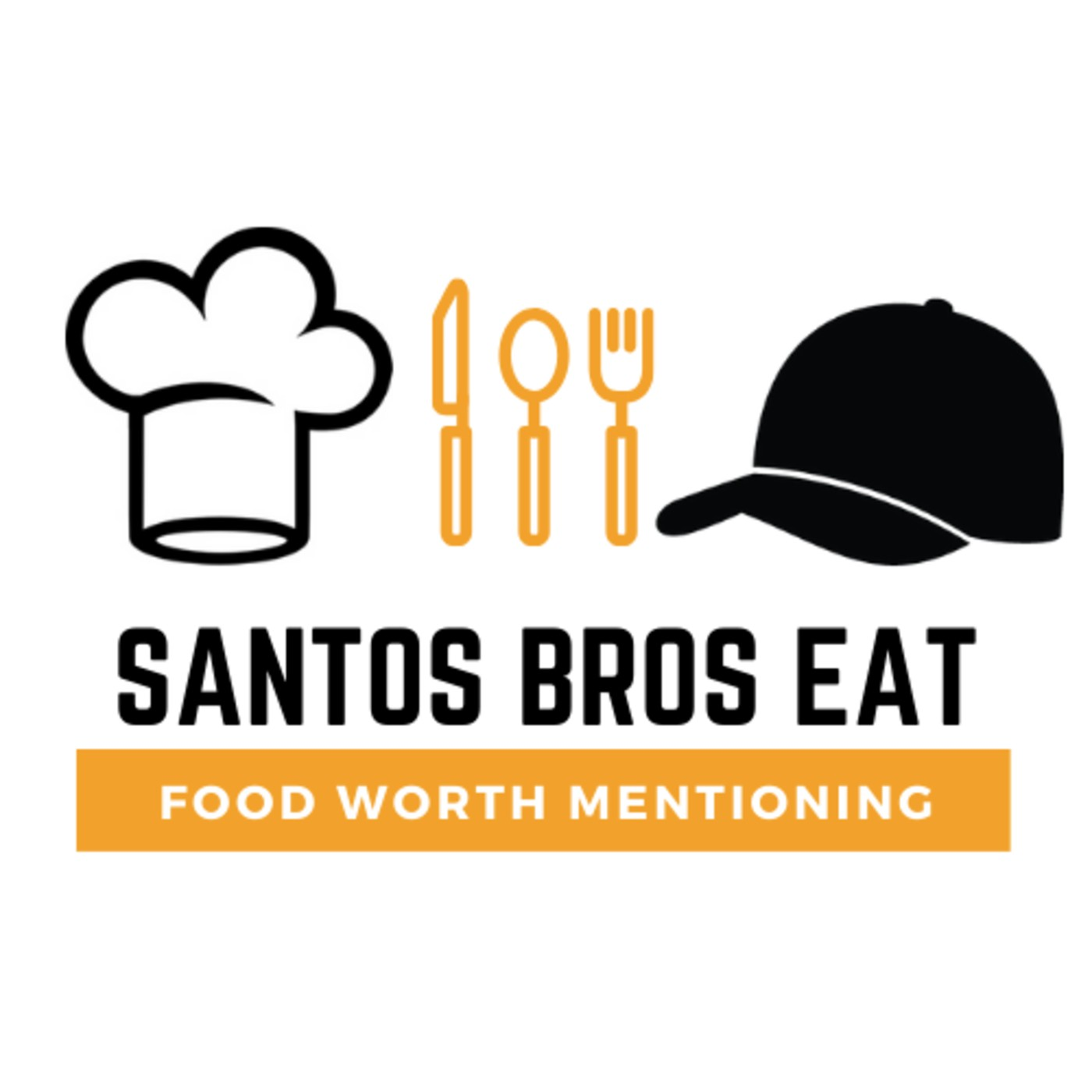 Santos Bros Eat:  Food Worth Mentioning