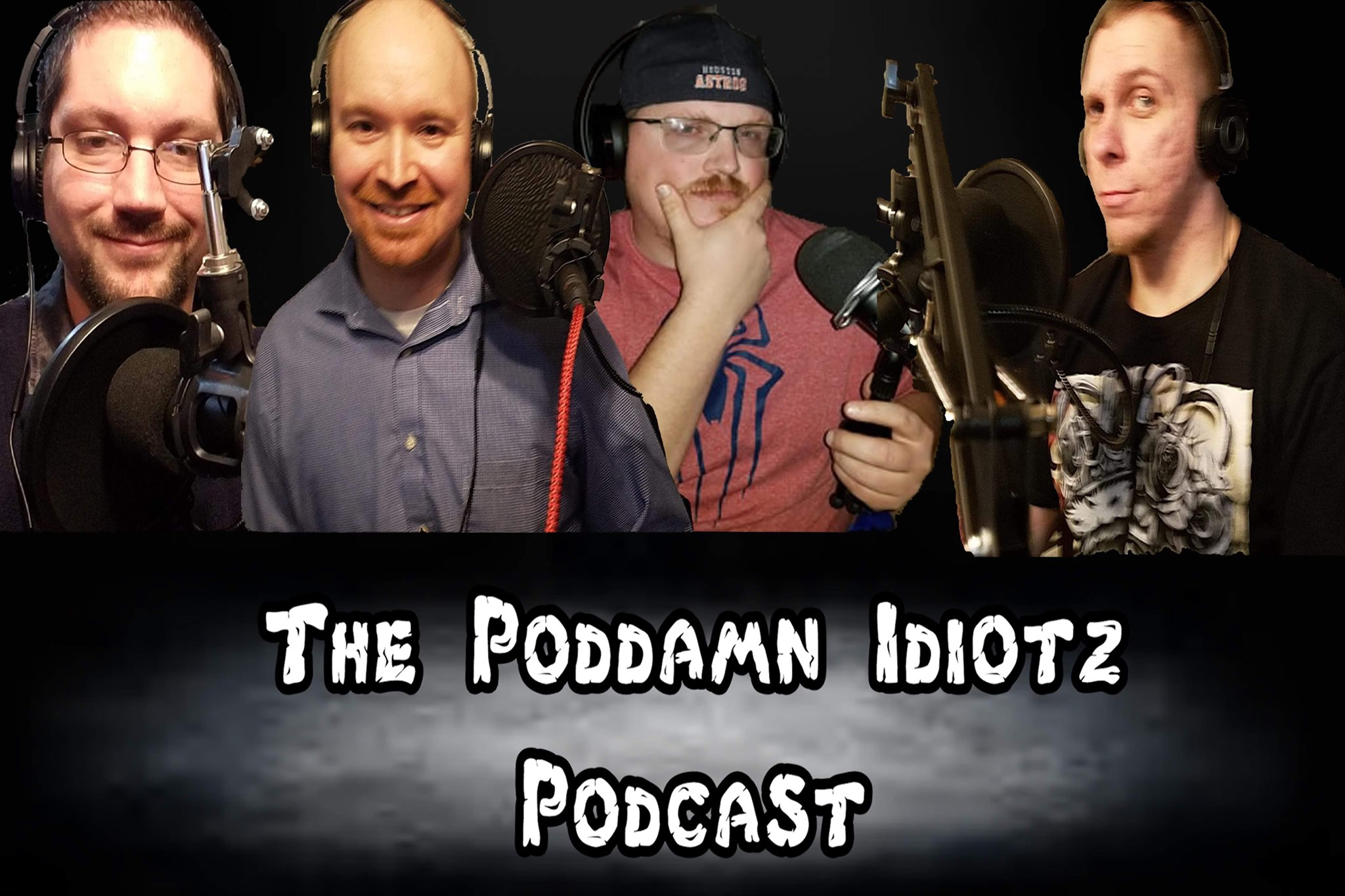 The Poddamn Idiotz Podcast