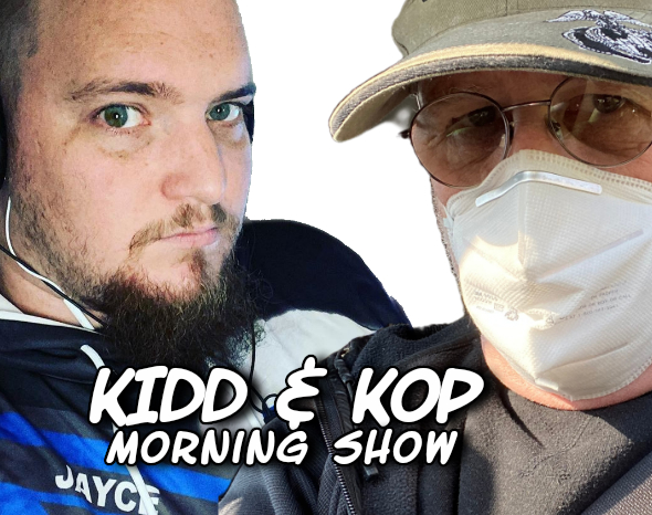KIDD AND KOP MORNING SHOW