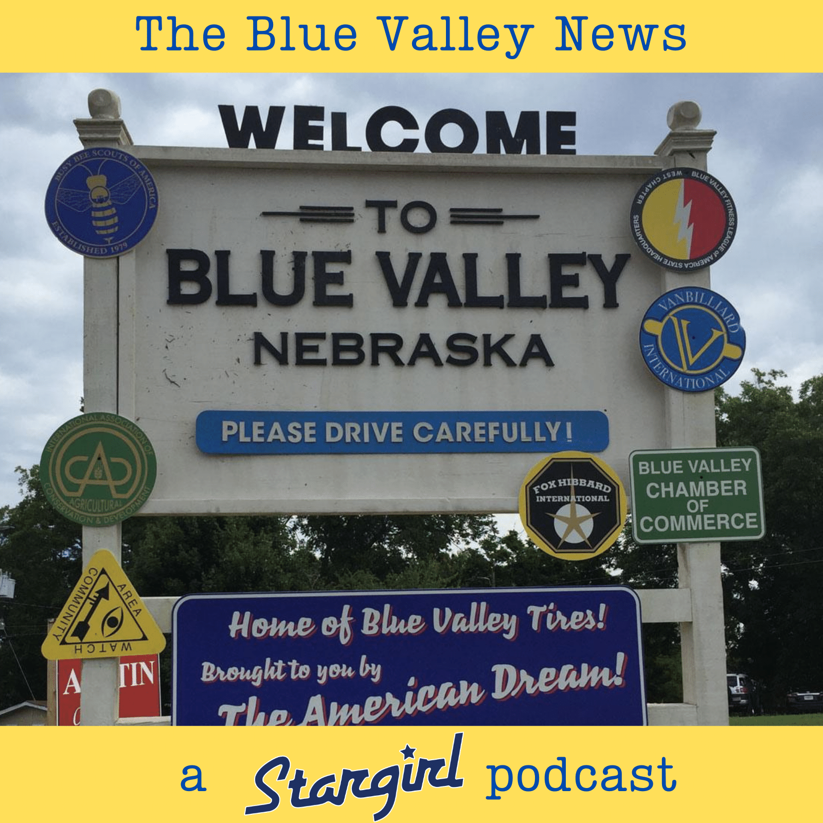 "The Blue Valley News - A ""Stargirl"" Podcast"