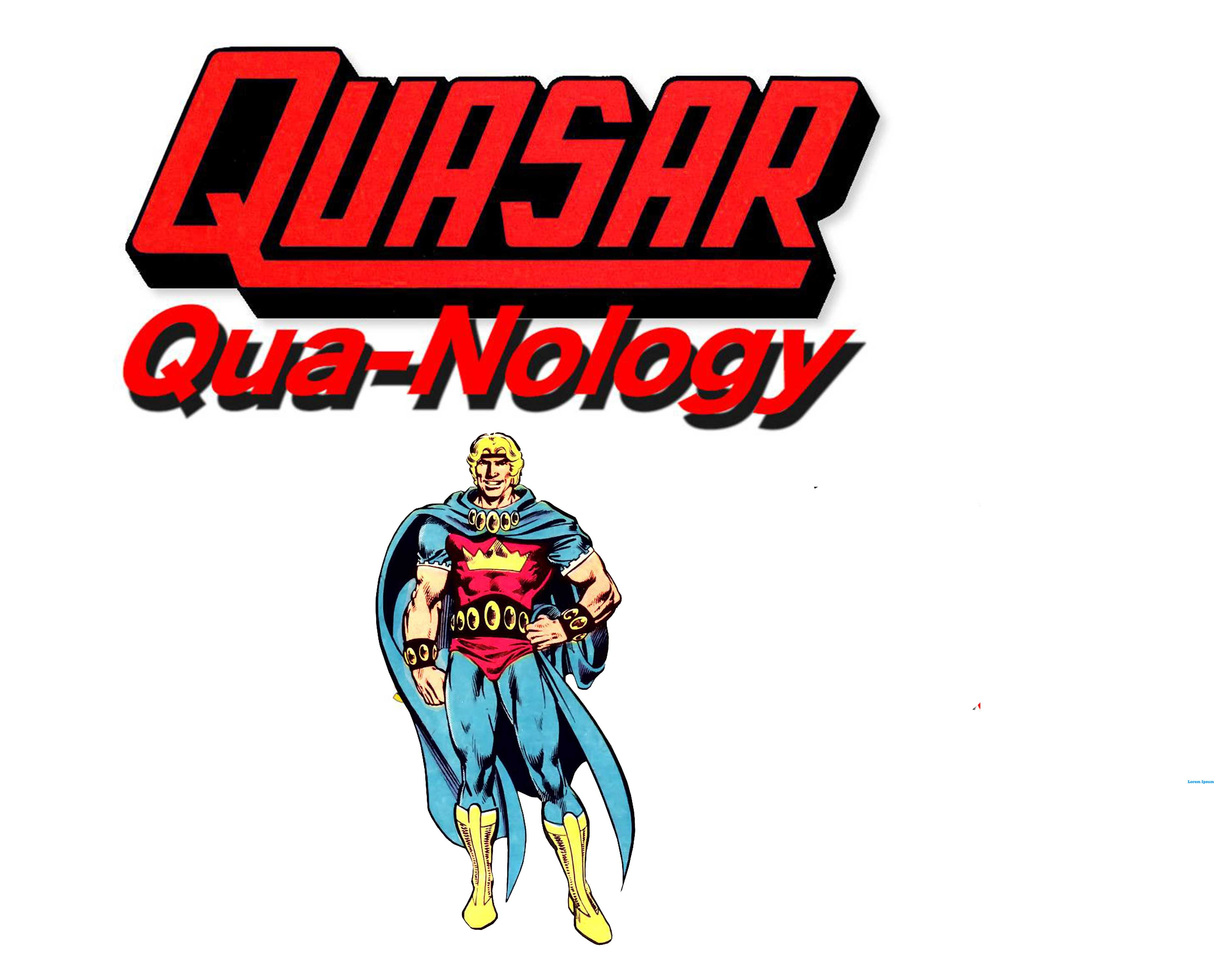 Quasar Qua-Nology